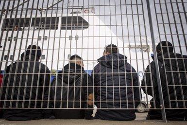 Foto: Desmantellada una banda a Sicília que cobrava uns 3.600 dòlars a immigrants per dur-los a Itàlia (JONATHAN HYAMS/SAVE THE CHILDREN)