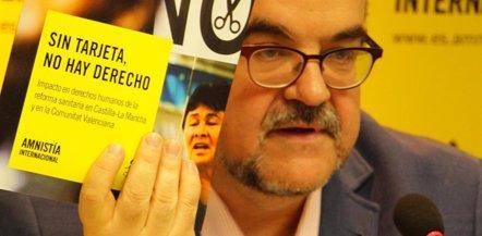 Foto: C.Mancha y C.Valenciana siguen 'cobrando' las urgencias a los 'sin papeles' (AI)