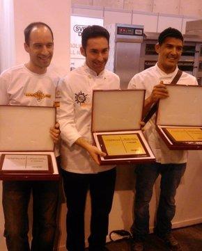Foto: Ifema.- El cordobés José Roldán gana el primer campeonato de España de panadería artesana (IFEMA)