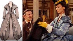 Foto: El vestit de Vivien Leigh a 'Allò que el vent s'endugué', subhastat per 137.000 dòlars (HERITAGE/MGM)