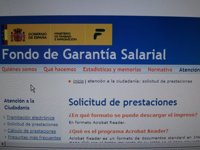 Foto: Economía.- El Fogasa pagará bonus a su plantilla por trabajar fuera de su jornada y agilizar expedientes