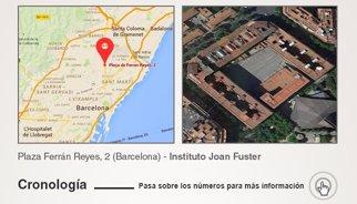 Cronología | Un alumno mata a un profesor en un instituto de Barcelona