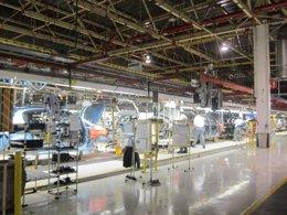 Foto: La automoción relanza aún más el comercio exterior de Aragón (EUROPA PRESS)