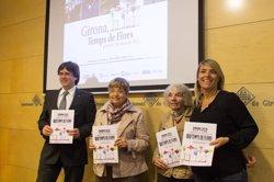 Foto: La LX edició del Temps de Flors de Girona potència els projectes naturals (AYUNTAMIENTO DE GIRONA)