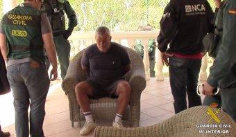 Detenido en Jávea (Alicante) un inglés implicado en el secuestro y asesinato de un compatriota