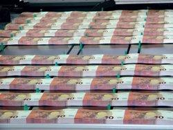 Foto: Brussel·les situa al 5,8% el dèficit d'Espanya el 2014 (BANCO CENTRAL EUROPEO (BCE))