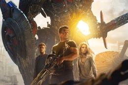 Foto: Transformers 5 llegará en 2017, con Mark Wahlberg (PARAMOUNT)