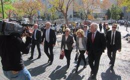 Foto: Anticorrupción prevé recurrir la inhibición del juzgado de Madrid en la investigación a Rato (EUROPA PRESS)