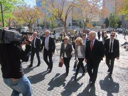 Foto: AMP.- Anticorrupció preveu recórrer la inhibició del Jutjat de Madrid en el cas Rato (EUROPA PRESS)