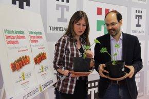Foto: Torrelavega.- Nueva edición del taller de terrazas y balcones ecológicos, del 4 al 8 de mayo en la Cámara de Comercio (AYUNTAMIENTO)