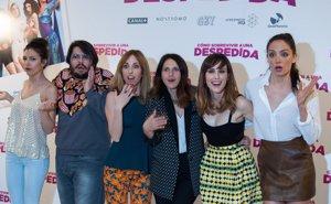 Foto: Úrsula Corberó y su vena cómica en 'Cómo sobrevivir a una despedida' (EUROPA PRESS)