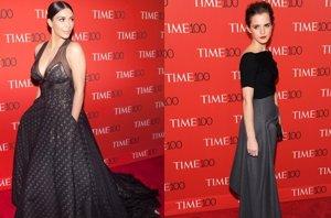 Foto: Duelo de estilos: Kim Kardashian vs Emma Watson (CORDON PRESS)