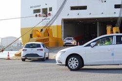 Foto: El Port de Barcelona, líder en tràfic de vehicles nous a Espanya amb 748.000 (PUERTO DE BARCELONA)