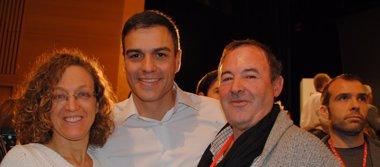 Foto: Pedro Sánchez visitará Melilla por primera vez como líder del PSOE (EUROPA PRESS/PSOE DE MELILLA)