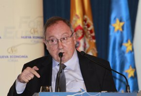 Foto: El presidente de las Cámaras asegura que la economía se recupera (EUROPA PRESS)