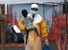 Foto: Estas son las mejores fotografías del año y el ébola es protagonista