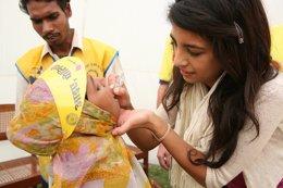 Foto: Unos 1,5 millones de niños mueren cada año por falta de vacunas en el mundo (RIBI IMAGE LIBRARY)