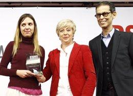 Foto: El portal 'EP Social' recibe el Premio José Luis Fernández Iglesias del PSM (EUROPA PRESS)