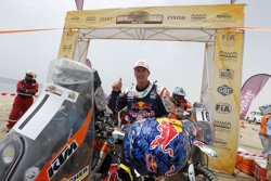 Foto: Marc Coma guanya el Ral·li de Qatar per tercera vegada (EDOARDO BAUER)