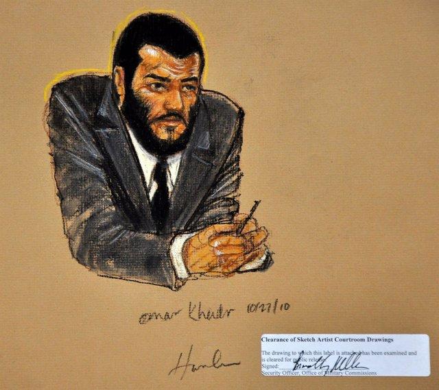 Foto: El expreso canadiense de Guantánamo Omar Khadr podría quedar libre bajo fianza
