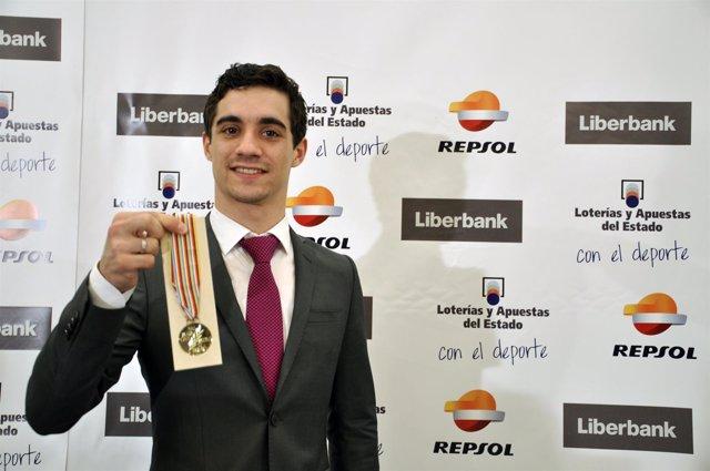 """Foto: Javier Fernández: """"El oro olímpico está en mi mano"""""""