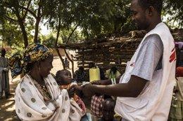 Foto: Malaria, trabajar para que los niños no enfermen (JUAN CARLOS TOMASI/MSF)