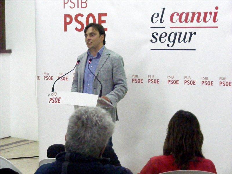 Miralles defiende un Consell que ayude a 'preservar la identidad' de Mallorca