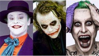 Las caras del Joker: De Cesar Romero a Jared Leto en Suicide Squad