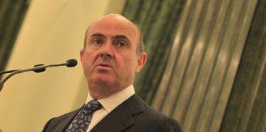 Foto: Guindos negocia con el MEDE seguir acelerando la devolución anticipada del rescate bancario (EUROPA PRESS)