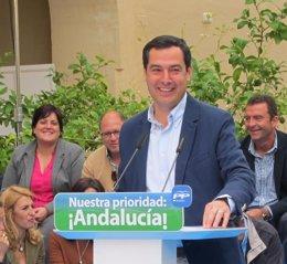 """Foto: Moreno (PP-A) insta a Díaz a """"dejarse de juegos"""" y exigir a Chaves y Griñán su dimisión """"de hoy para mañana"""" (EUROPA PRESS)"""