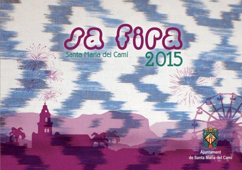 Santa Maria del Cam� celebra este domingo el gran d�a de su Fira de Primavera