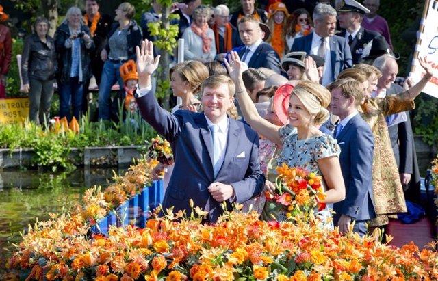 Foto: Holanda se prepara para vivir su Día del Rey (CORDON PRESS)
