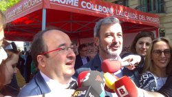 Foto: Collboni es compromet a impulsar un Pla de xoc contra l'atur juvenil (EUROPA PRESS)