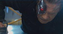 Foto: La lucha entre los dos Schwarzenegger en el nuevo clip de Terminator: Génesis (PARAMOUNT)