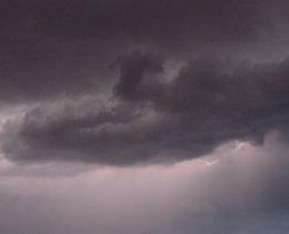 Foto: Alerta amarilla por tormentas (EUROPA PRESS)