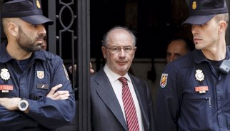 El PP asume que el 'caso Rato' tumba su estrategia de campaña