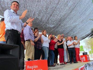 Foto: Gras (PSOE) asegura que dará voz a asociaciones y plataformas en los plenos (PSOE)