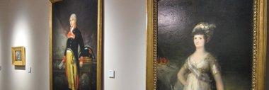 Foto: Ciclo de conferencias sobre la primera etapa artística de Goya (EUROPA PRESS)