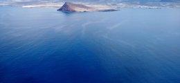 Foto: Confirman que no hay manchas de fuel cerca de Tenerife y La Gomera (WWF)