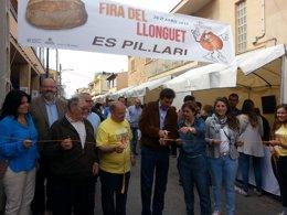 Foto: Es Pil·larí acoge la 'I Fira del Llonguet' (AYUNTAMIENTO DE PALMA)
