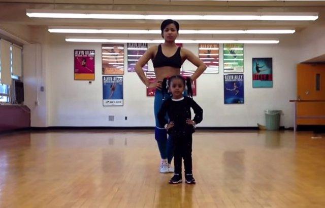 Foto: ¿Conoces a Heaven King, la niña de 4 años que revoluciona YouTube? (YOUTUBE)