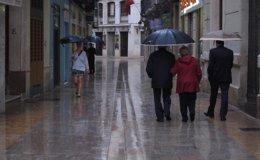 Foto: Cielos nublados y lluvias generalizadas para el inicio de la semana (EUROPA PRESS)