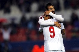Foto: El Sevilla se mete en 'Champions' (MARCELO DEL POZO / REUTERS)
