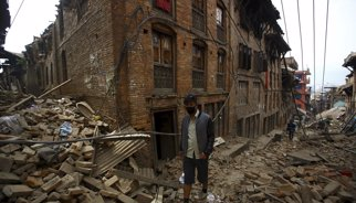 Ascendeixen a 3.218 els morts a causa del terratrèmol al Nepal