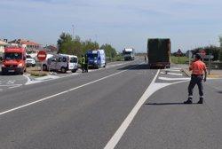 Foto: 4 morts a les carreteres  el cap de setmana (EP/GOBIERNO DE NAVARRA)