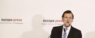 """Foto: Rajoy: """"Quiero ser el candidato a las generales. Confíen en mí, les irá bien"""" (EUROPA PRESS)"""