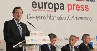 """Foto: Rajoy no prevé adelantar las generales a septiembre porque no le gusta """"hacer cositas a corto plazo"""" (EUROPA PRESS)"""