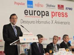 Foto: Rajoy diu que vol ser el candidat a les generals i descarta canvis al PP si hi ha un mal resultat el maig (EUROPA PRESS)
