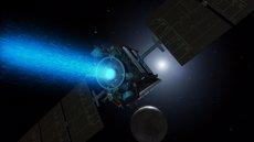Foto: La nau Dawn comença la seva missió científica al planeta nan Ceres (NASA/JPL)