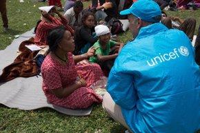 Foto: Casi un millón de niños necesitan ayuda tras el terremoto de Nepal (UNICEF/NYBO)